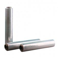 Стрейч-пленка для ручной упаковки, 50 см х 220 м, 20 мкм, вес 2 кг, СМЕСОВОЕ СЫРЬЕ, растяжение 220%