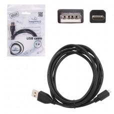 Кабель USB-micro USB, 1 м, CABLEXPERT, для подключения портативных устройств и периферии