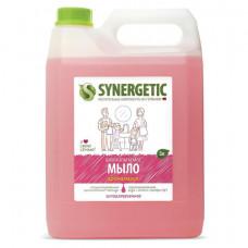 Мыло жидкое 5 л SYNERGETIC, «Аромамагия» гипоаллергенное, биоразлагаемое, ЭКО