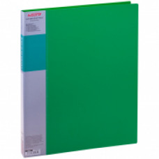 """Папка с зажимом 17мм 700мкм зеленая Berlingo """"Standard"""""""
