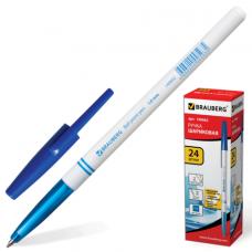 Ручка шар. синяя 1,0 мм. BRAUBERG офисная