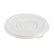 Крышка к миске 500мл d=135 мм белая