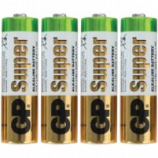 Батарейка GP Super Alkaline AA (LR06) 15A SB4