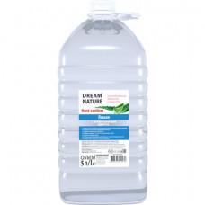 Антисептик для рук спиртосодержащий (70%) 5л DREAM NATURE, жидкость