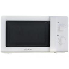Микроволновая печь соло Daewoo Electronics KOR-6627W, белый (20 л., 700 Вт)