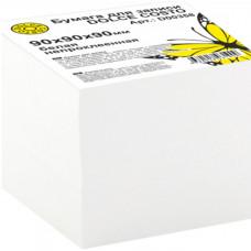 Блок для записей 90х90х90 мм белый непроклеенный DOLCE COSTO