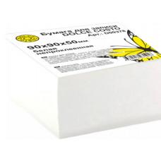 Блок для записей 90х90х50 мм белый непроклеенный DOLCE COSTO