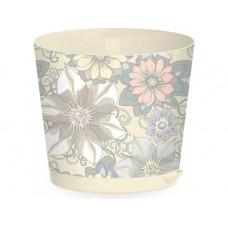 Горшок д/цветов Easy Grow D 200 с прикорневым поливом 4л Цветочный дом