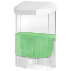 Диспенсер для жидкого мыла LAIMA PROFESSIONAL ORIGINAL, НАЛИВНОЙ, 1 л, прозрачный, пластик