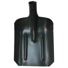 Лопата совковая пор. окр. усил., с ребром жесткости 27x21.5 см