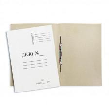 Скоросшиватель Дело 260 г/м2 картон немелованный