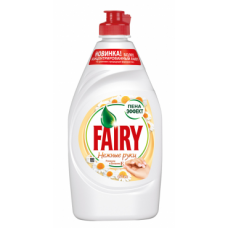 Ср-во д/посуды 450 мл Fairy (ФЕЙРИ) Ромашка и витамин Е