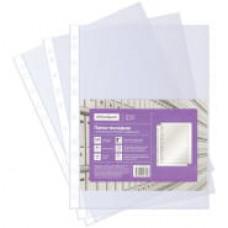 Файл-вкладыш А4 40 мкм гладкие OfficeSpace