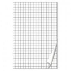 Блокнот для флипчарта  67.5*98 см, 20 , клетка, 80 г/м2, BRAUBERG комп 1шт