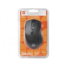 Мышь беспроводная Defender Datum MM-265 черный,3 кнопки,1600 dpi