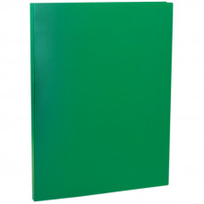 Папка с пруж. cкоросшивателем 15мм 500мкм зеленая OfficeSpace