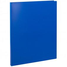 Папка с пруж. cкоросшивателем 15мм 500мкм синяя OfficeSpace