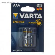 Аккумулятор VARTA, NI-MH, AA, HR6-2BL, 1.2B, 2100 мач,блистер, 2 шт., 530954