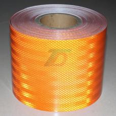 Полоса светоотражающая, оранжевая