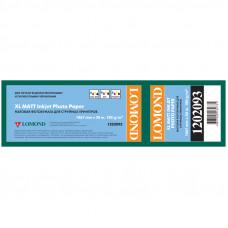 Бумага для плоттера матовая Lomond, 1067мм*30м, 180г/м2, вт. 50,8 мм