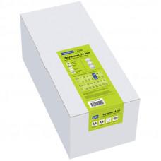 Пружины пластик 14 мм 100 шт/уп. белые для сшивания 81-100л