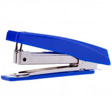 Степлер №10 до 10 л.  OfficeSpace, пластиковый корпус, синий
