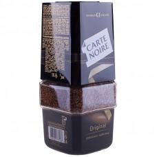 Кофе растворимый Carte Noire, сублимированный, стеклянная банка, 190г