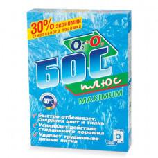 """Ср-во для отбеливания и чистки тканей 600 г, БОС плюс """"Maximum"""", порошок"""