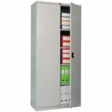 Шкаф металлический офисный Практик СВ-14, 1860*850*500, серый