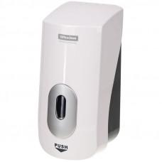 Диспенсер для жидкого мыла Office Clean Professional, механический, белый, наливной, пенный, 1л