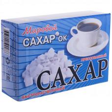 Сахар-рафинад 1кг картонная коробка, в ассортименте