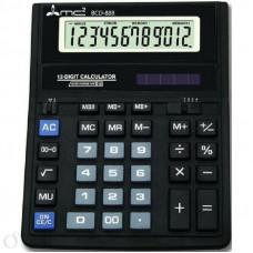 Калькулятор настольный 12 разр МС2 BCD-888 160*200*20 мм