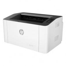 Принтер лазерный HP Laser 107a, А4, 20стр/мин, 10000стр/мес