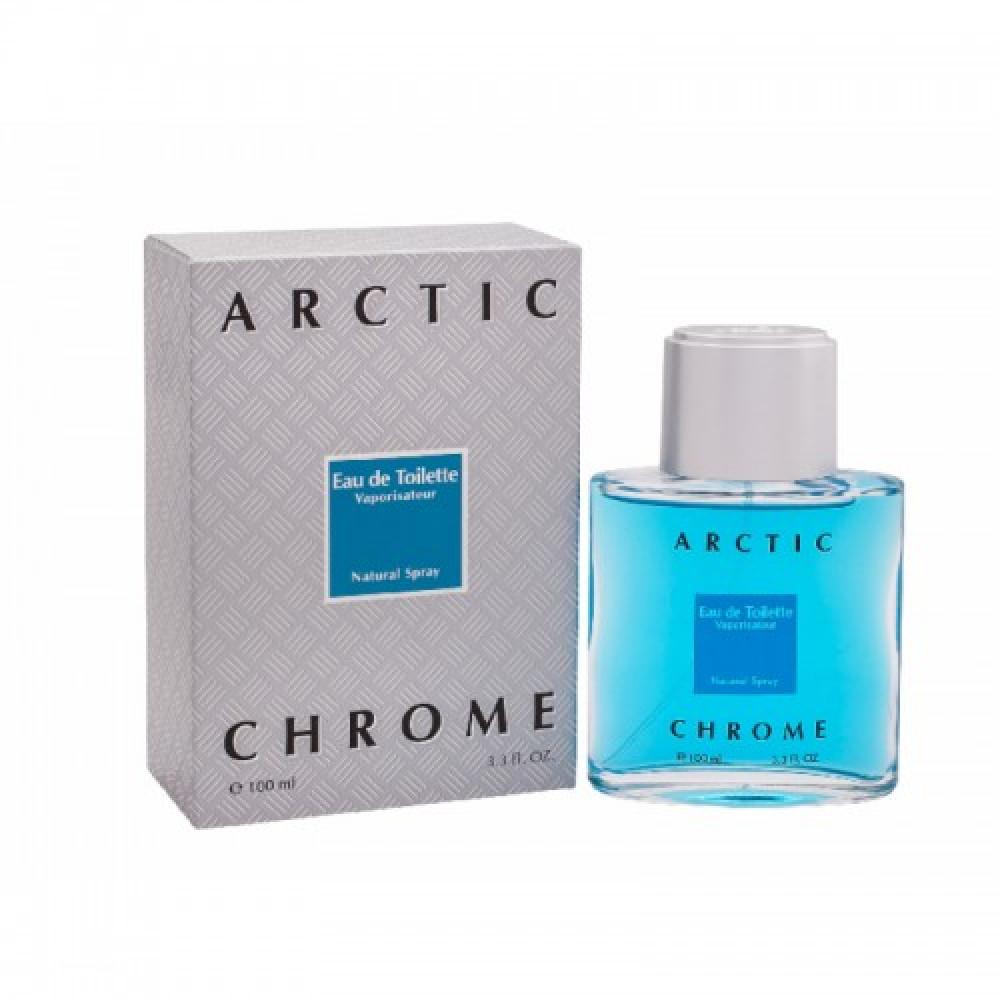 Arctic Chrome ХРОМ м 100мл /48/ туалетная вода мужская 4600622002794