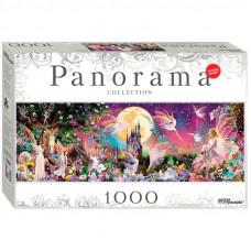 """Пазл 1000 эл. """"Танец фей"""" , панорама"""