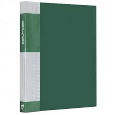 """Папка 60 вкладышей  зеленая 21мм, 700мкм  Berlingo """"Standard"""""""