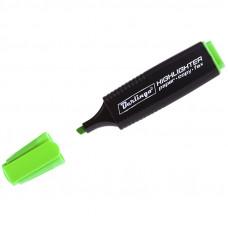 Текстовыделитель зеленый 1-5 мм Berlingo
