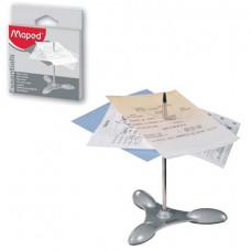 Игла для чеков, заметок MAPED (Франция), металлическая основа.