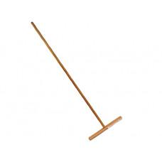 Швабра для пола деревянная в/с СИ-00738