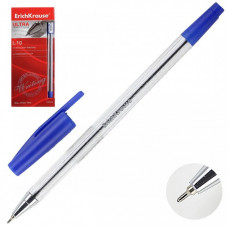"Ручка шар. синяя 0,7 мм. E K ""Ultra L-30"",масляная"