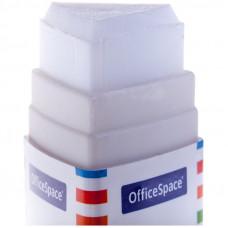 Клей-карандаш 15 г OfficeSpace трехгранный дисплей