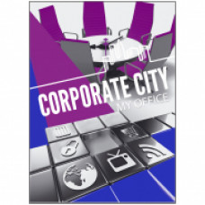 "Тетрадь А4 96 л.лин BG ""Corporate city"""