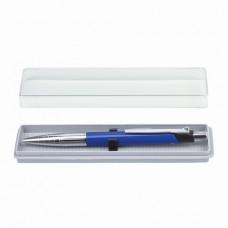Ручка шар.авт. синяя 0,5 мм. PIERRE CARDIN ACTUEL корпус синий, металлические детали