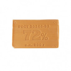 Мыло хозяйственное 200г 72%, вареное PREMIUM
