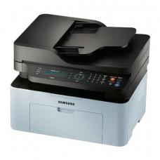 МФУ лазерное SAMSUNG SL-M2070FW (принтер, копир, сканер, факс), А4, 20 стр./мин, 10000 стр./мес.,