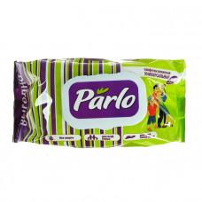 Салфетки вл. PARLO антибак 100 шт.