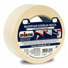 Клейкая лента малярная 48*40 Unibob