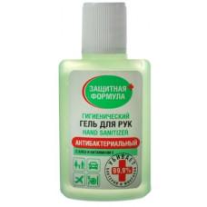 Гигиенический гельЗащитная Формула для рук, антибактериальный, с алоэ и витамином Е, 30 мл