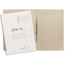 Папка для бумаг АРХИВНАЯ с 4 мя завязками, корешок 40 мм, 440г/м2