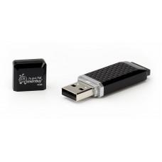 """Флеш-накопитель 04 GB  Smart Buy """"Quartz"""" USB 2.0 Flash Drive, черный"""
